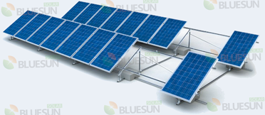 solar panel mounting brackets pole