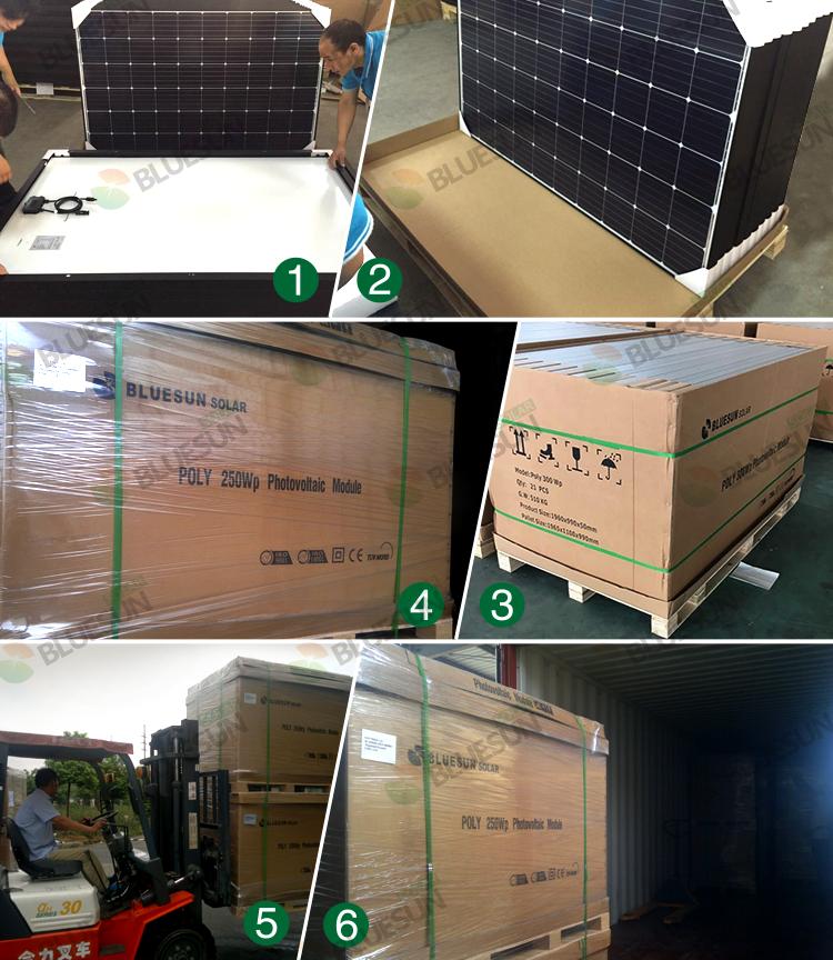 mono 260w solar panel price 270w 290w 295w solar module