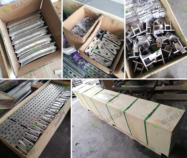 Solar Mounting rails