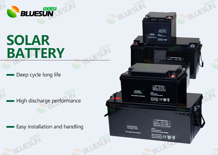 2V 400AH Good Rechargeable Batteries