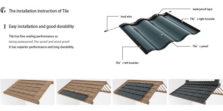 solar tile 30w