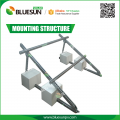 Flat Roof Mounting structure System