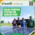15HP solar agriculture water pump system