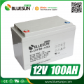GEL 12V 100AH charger for rechargeable batteries