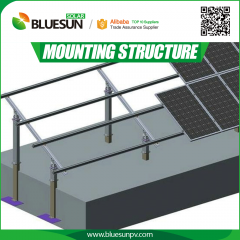 Solar Panel Power System Ground Mount Kit