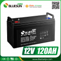 12V 120AH best quality rechargeable aa batteries