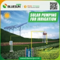 100HP solar water pumping system