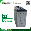 2V 750AH aa rechargeable nimh batteries