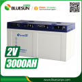 Gel 2V 3000AH Lead Acid Battery Du Battery