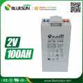 2V 100AH d batteries rechargeable and charger