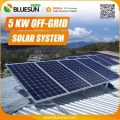5KW off grid Solar Power System