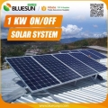 1KW Solar Power System off grid with battery