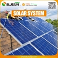 10KW grid tied power solar system home