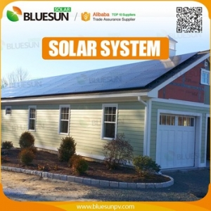 35KW off-grid solar power system 35000w solar system with battery