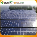 160KW solar projects on grid power supplier