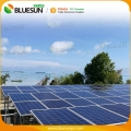 60 KW on grid tied solar system power plant design solution