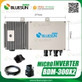 Grid-tied Solar System Solar Panel with Individual Micro Inverter 600w