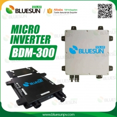 Best quality  Solar Micro Inverter Grid-tied PV Inverter System-Bluesun