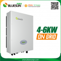 5KW solar inverter 3 phase on grid dc to ac grid tie solar power inverter transformerlesss