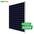 Bluesun Single Panel Mono 500W 500WATT 500WP Solar Panel PV Module