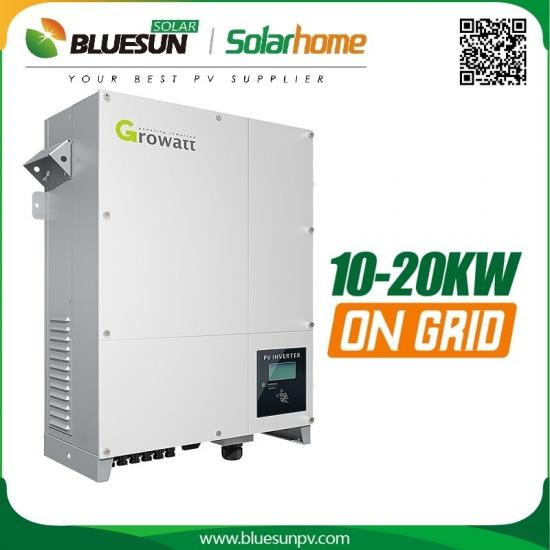 Buy Growatt 10000-20000W 3 Phase Grid Tie Solar Inveter