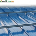 Pitched Roof Solar Panel Mounting Structure