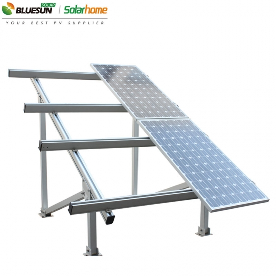 Buy Ground Solar Mounting Structure And Racking System Professional Ground Solar Mounting Structure And Racking System Manufacturers