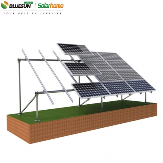 Buy Ground Solar Mounting Structure and Racking System,Professional ...