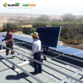 1KW grid tied solar power system