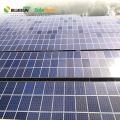 300 KW solar power plant grid-tied solar energy farm