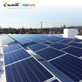 40KW grid tied solar power system