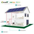 2KW solar power system off-grid with battery backup