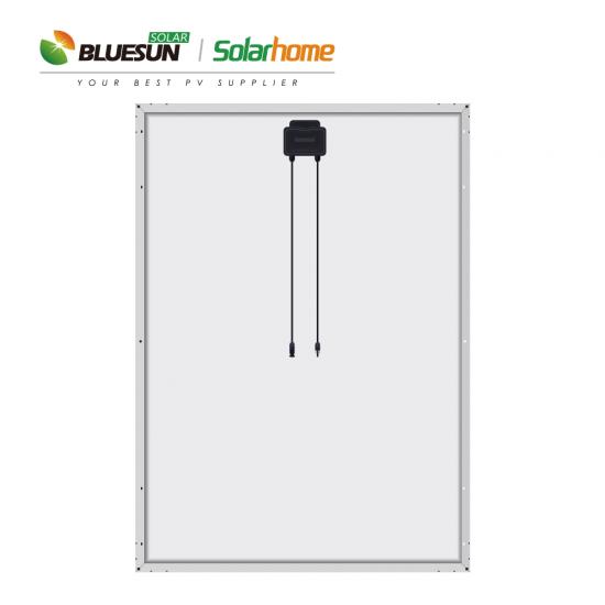 Buy Bluesun Single Panel Mono 500W 500WATT 500WP Solar Panel PV