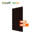 Black Mono Solar Panel 72 Cells Series
