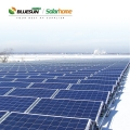 3MW grid tied solar system power plant Commercial solution