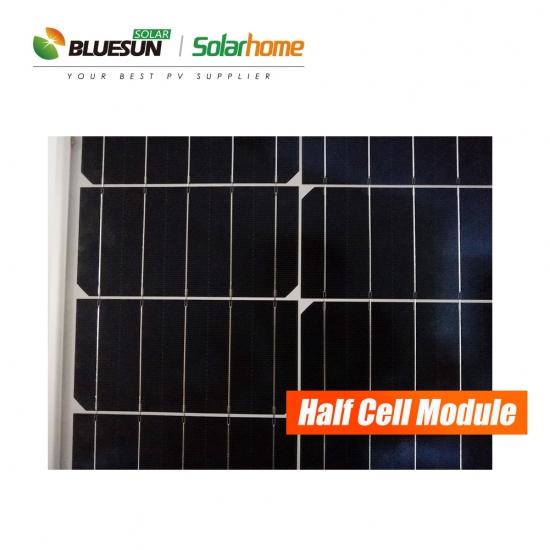 Buy Bluesun Hot Sale Half Cell Solar Panel 370w Perc Solar