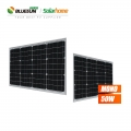 BLuesun 50Watts 12 Volts Monocrystalline Solar Panel 50W Solar Panel