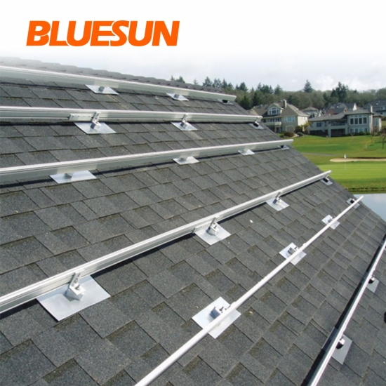 Buy Pitched Roof Solar Panel Mounting Structure Professional Pitched Roof Solar Panel Mounting Structure Manufacturers