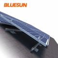 Pitched Roof Solar Panel Roof Rack