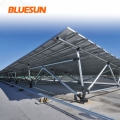 Solar Panel Roof Mount and Rack System