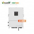 Bluesun solar inverter 50KW 60KW  80KW 100KW solar grid tie inverter home 380v 400v three phase 50Hz