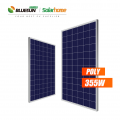 Bluesun 50kw Solar Power System 50kva 50 kw On Grid Solar Panel System With Three Phase Solar Inverter