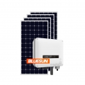 Households application 10kw 20kw 30kw complete solar system 20000w on grid solar generator power