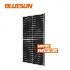 420 watt 420w half cell solar pv panel