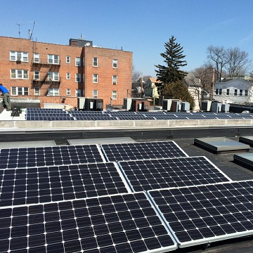 Where can solar be installed?