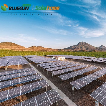 Bluesun Solar: Your Best PV System Supplier