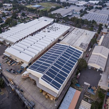 Commercial roofs will lead the growth of renewable energy in the next five years