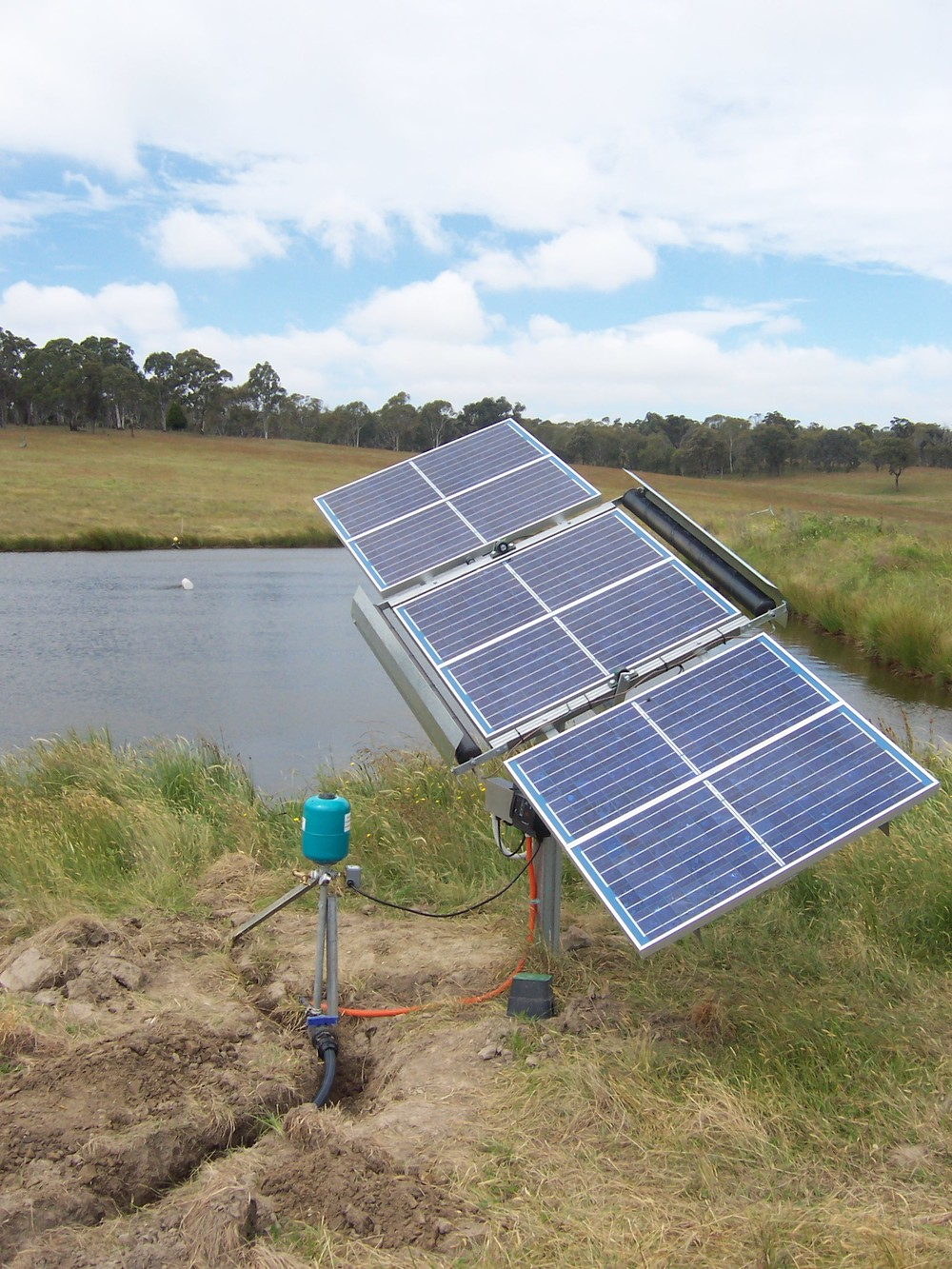 Submersible Solar Pumps and Surface Solar Pumps