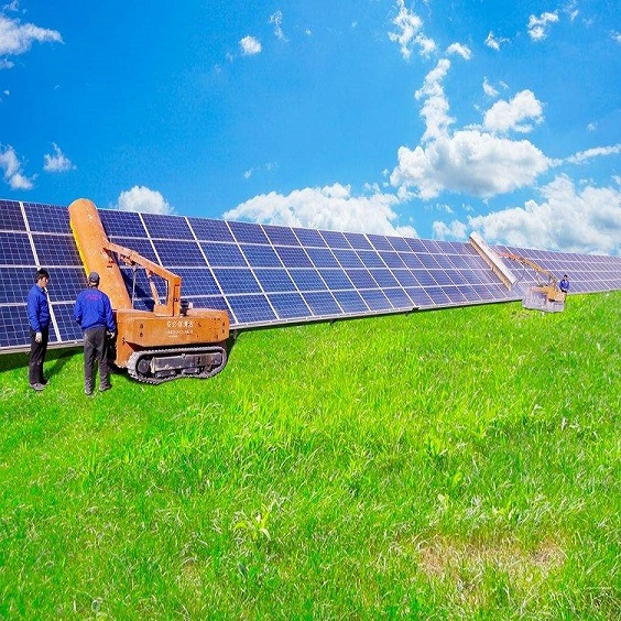 Common cleaning methods for solar panel modules