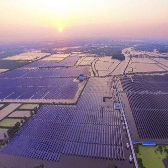 The world's largest water-solar complementary grid-connected solar power station put into operation and reduced carbon dioxide emissions by 4.66 million tons